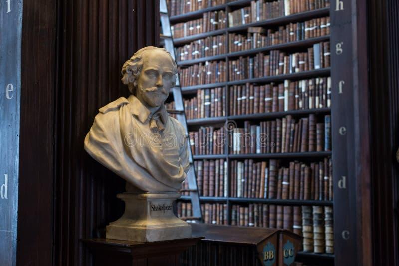 De mislukking van Shakespeare in Drievuldigheidsuniversiteit royalty-vrije stock fotografie