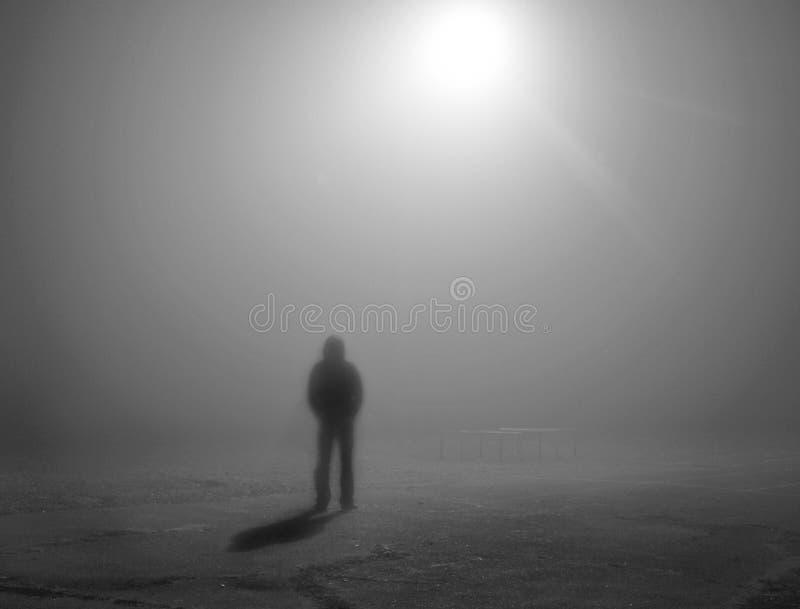 De mist van de nacht â4 royalty-vrije stock foto's