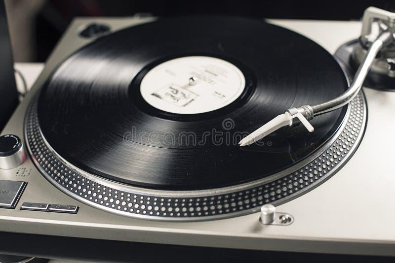 De mixer van DJ royalty-vrije stock foto