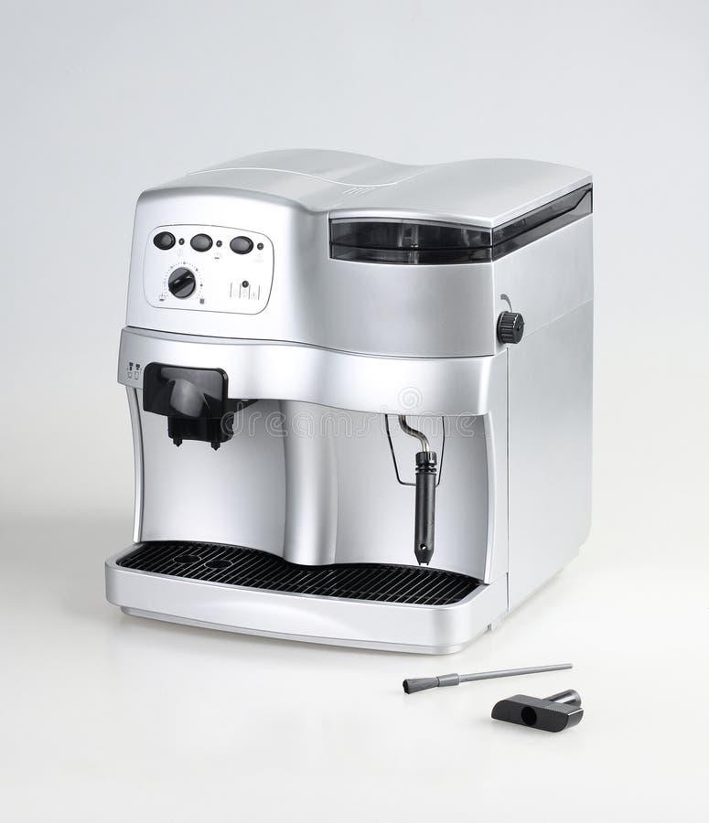 De mixermachine van de koffie stock foto
