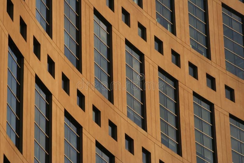 De moderne bouw 2 stock afbeeldingen