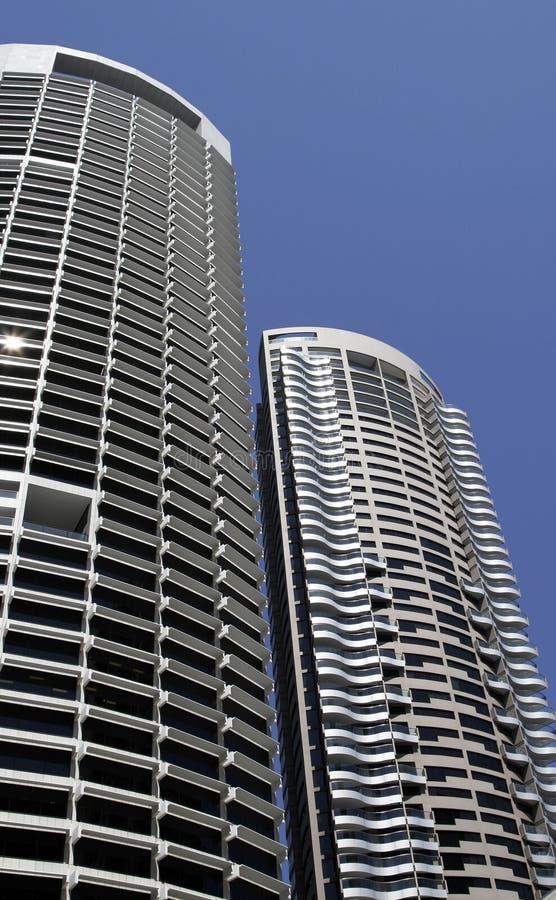 De moderne Bouw van het Bureau in Sydney, Australië stock foto's