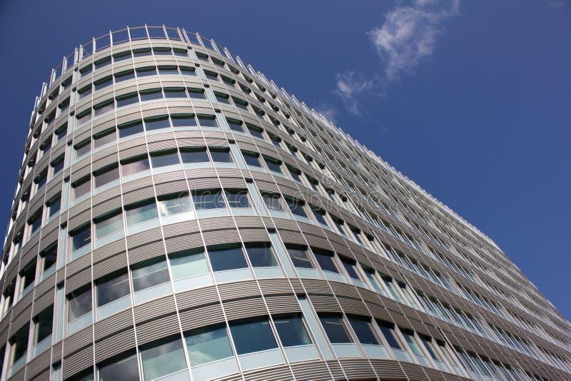 De moderne Bureaubouw, Manchester het UK stock foto's