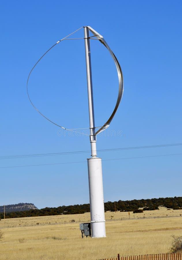 De moderne Generator van de Wind stock afbeelding