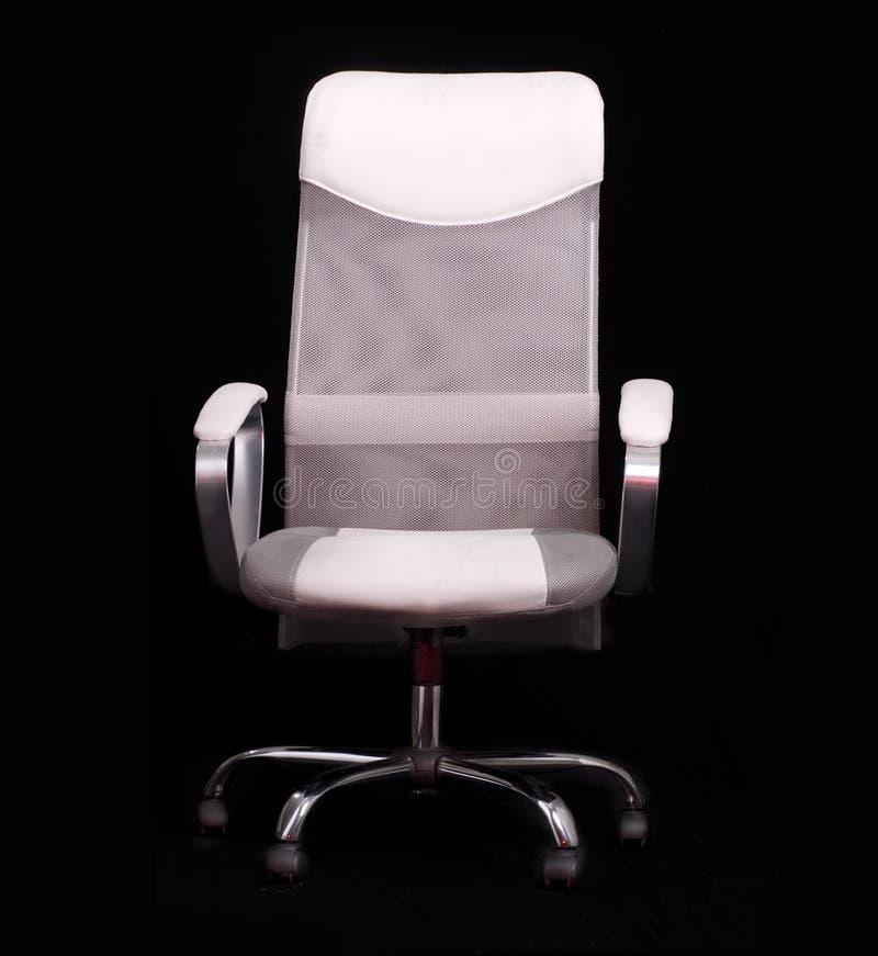 De moderne modieuze stoel van het computerbureau stock fotografie