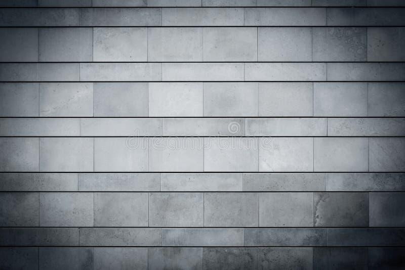 De moderne muur royalty-vrije stock afbeeldingen