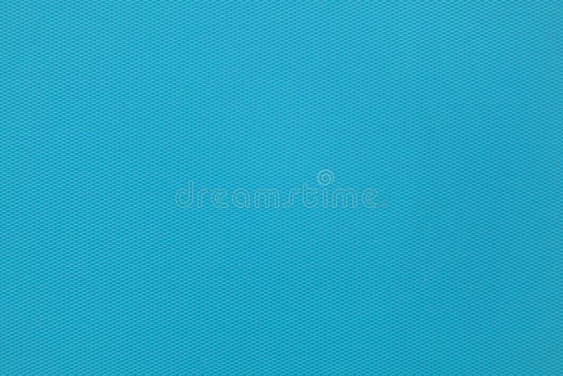 De moderne plastic dichte omhooggaande foto van textuur blauwe repousse stock afbeeldingen