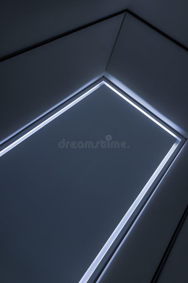 De moderne textuur van de huismuur stock illustratie