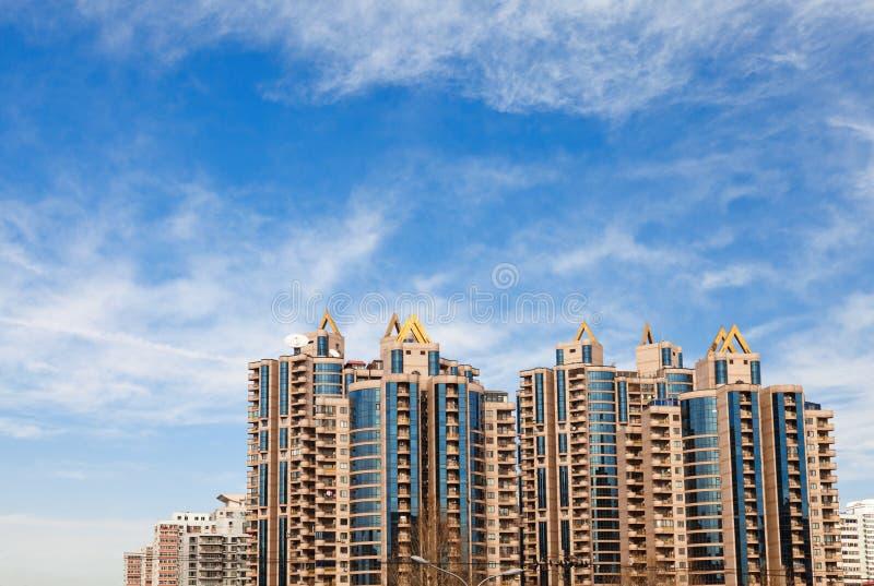 Download De moderne woningbouw stock foto. Afbeelding bestaande uit openlucht - 29503456