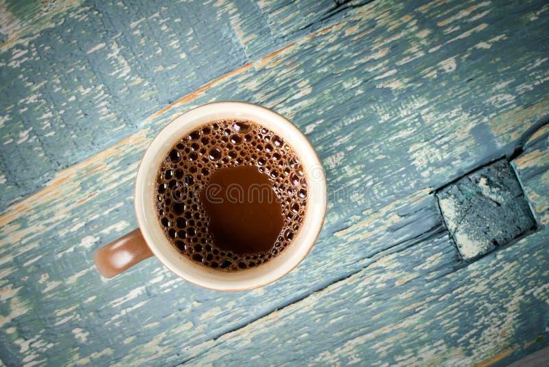 De mok van de cacao royalty-vrije stock foto's
