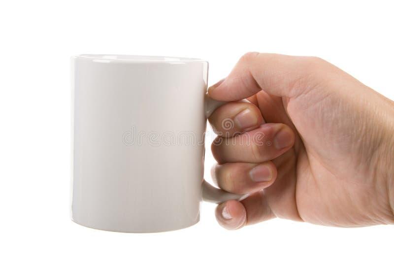 De Mok van de koffie royalty-vrije stock foto