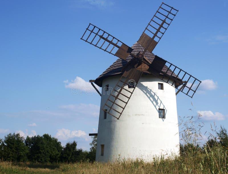 De molens van de wind royalty-vrije stock foto