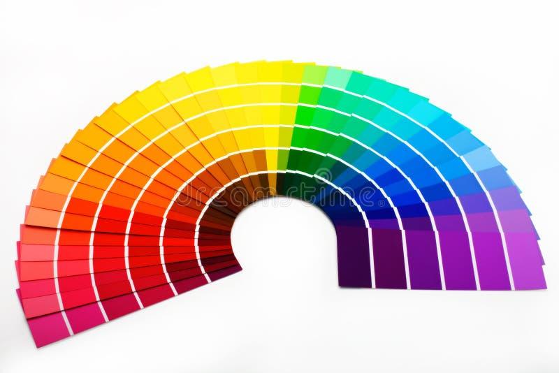 De monsters van de kleur stock afbeeldingen