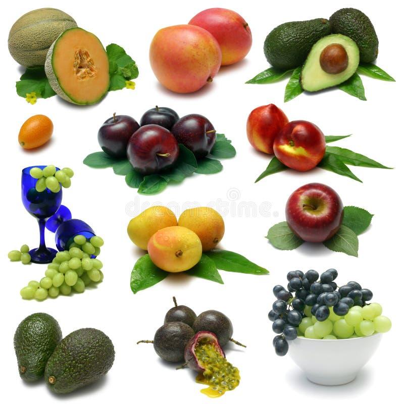 De Monstertrekker van het fruit stock foto
