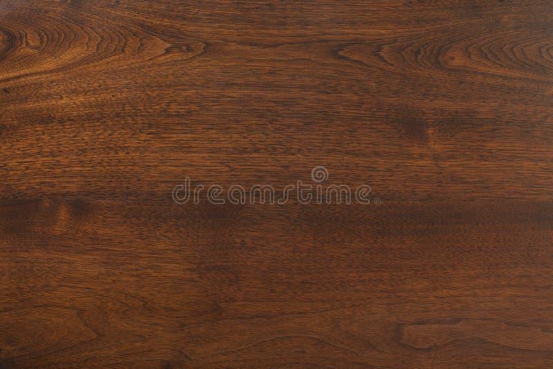 De mooie achtergrond van de okkernoot houten textuur stock foto