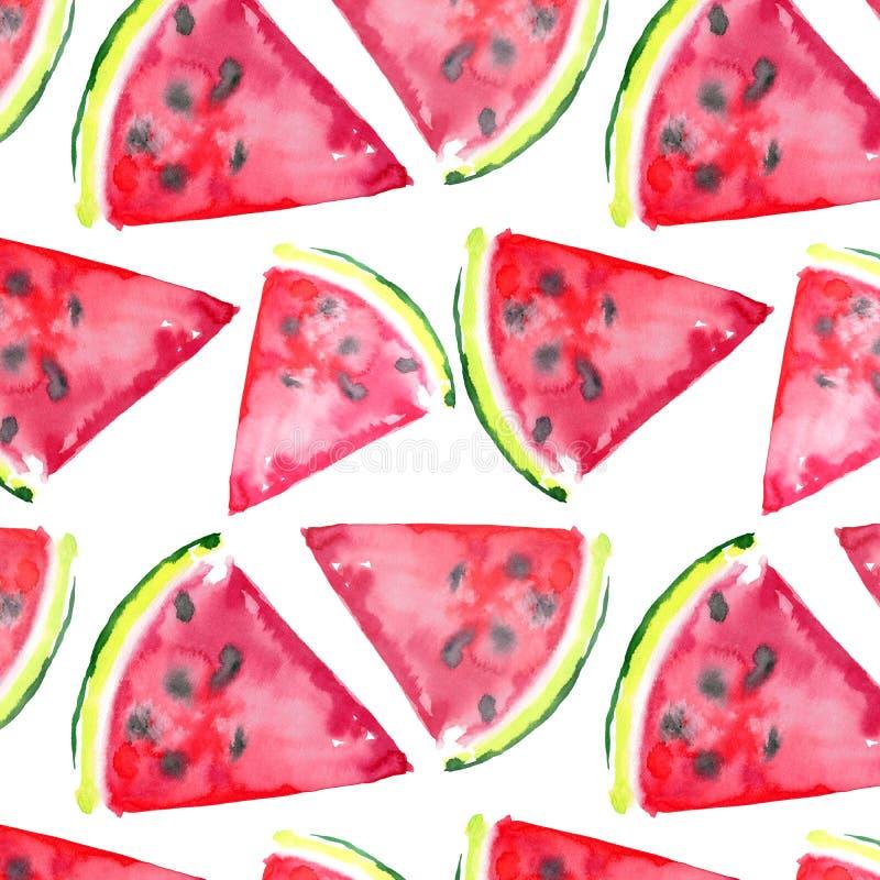 De mooie prachtige heldere kleurrijke heerlijke smakelijke yummy rijpe sappige leuke mooie rode plakken van het de zomer verse de royalty-vrije stock foto's