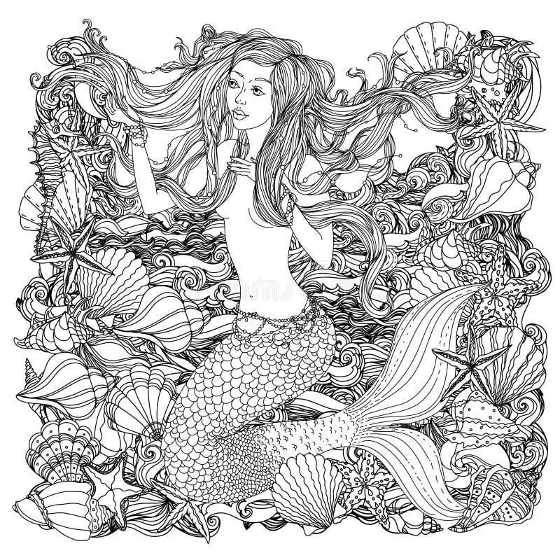 De mooie Vrouwen van de Manier vector illustratie