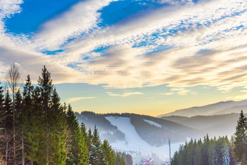 De mooie Winter stock afbeeldingen