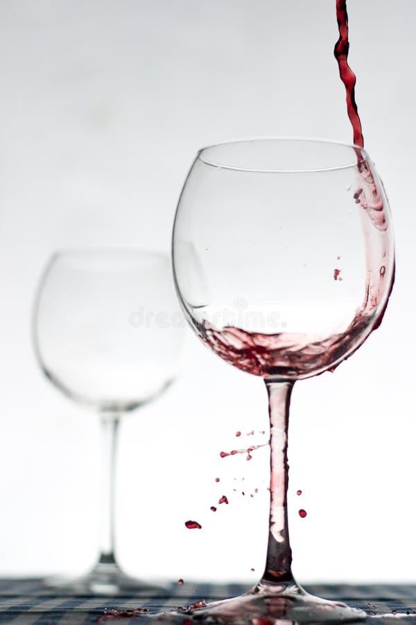 De morserij van de wijn royalty-vrije stock foto's