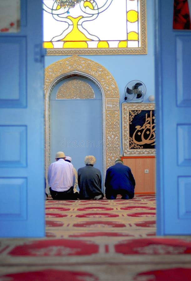 De moskee stock fotografie