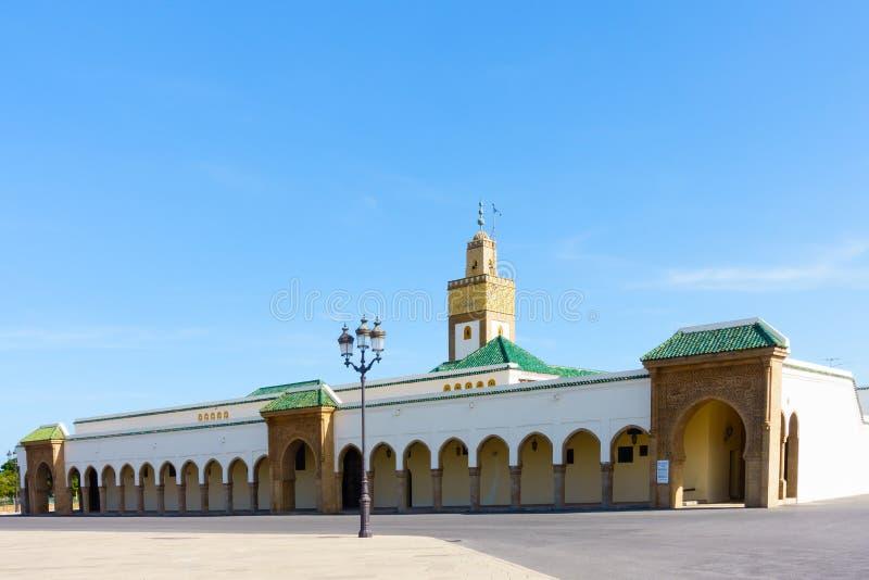 De Moskee van Ahlfas, Rabat, Marokko royalty-vrije stock afbeeldingen