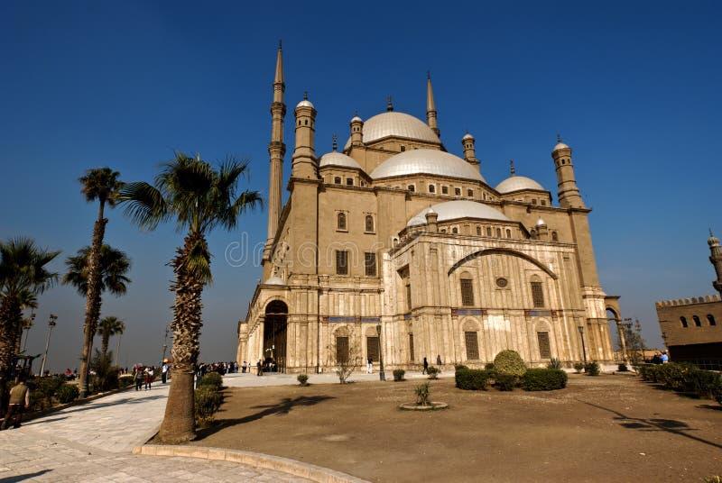 De moskee van Muhammad Ali royalty-vrije stock foto