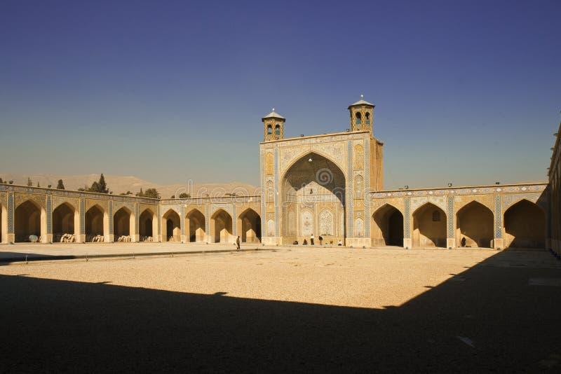 De Moskee van Vakil royalty-vrije stock afbeelding