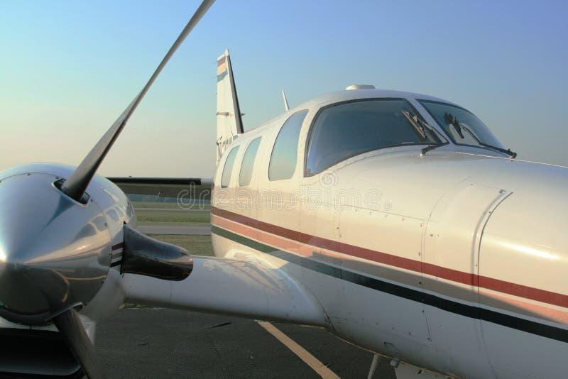 De motor van de cockpit royalty-vrije stock fotografie