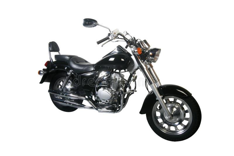 De motorfiets van de bijl stock foto