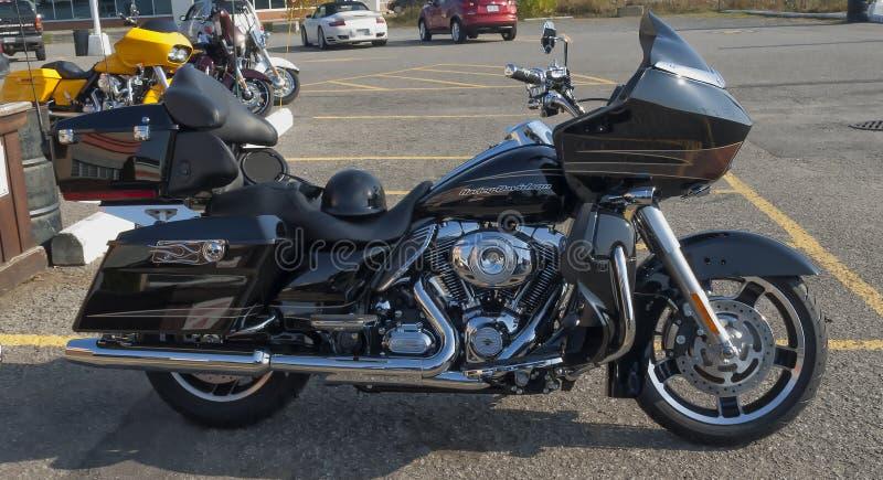De Motorfiets van Harley-Davidson stock fotografie