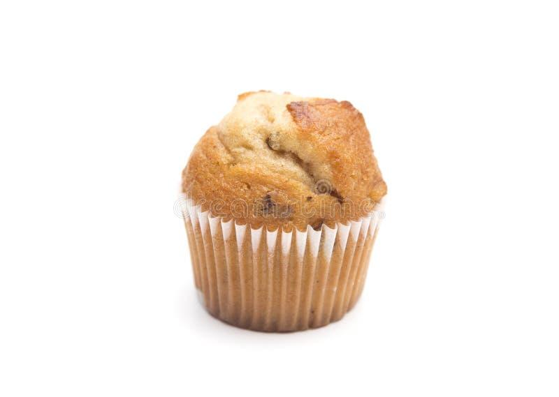 De Muffins van de Noot van de banaan stock afbeelding