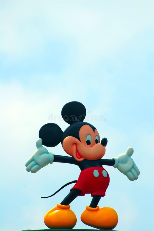 De muis van Mickey royalty-vrije stock foto's