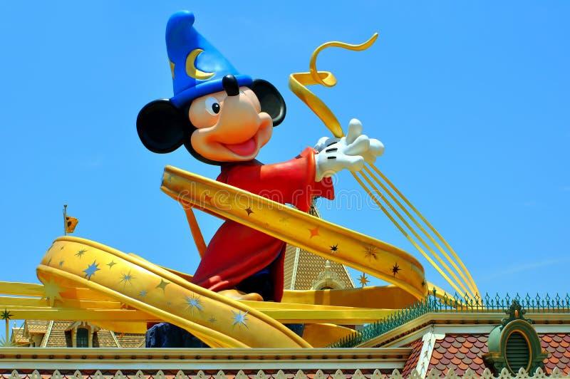De muis van Mickey stock foto