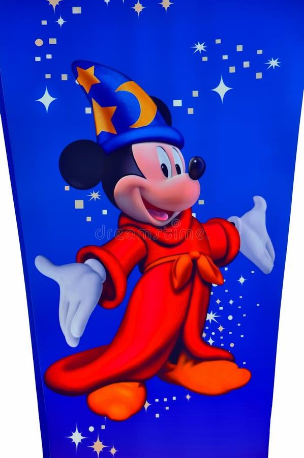 De muis van Mickey royalty-vrije stock foto