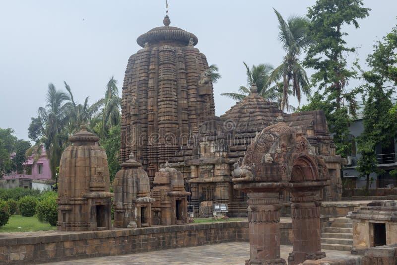 De Mukteshvaratempel is een tiende-eeuw Hindoese tempel gewijd die aan Shiva in Bhubaneswar, Odisha, India wordt gevestigd royalty-vrije stock foto