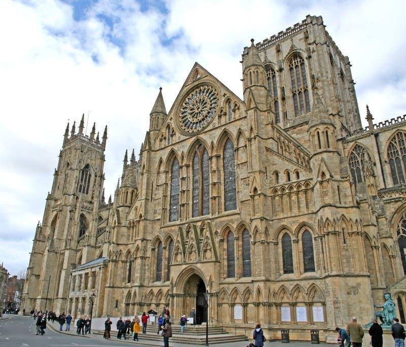 De Munster van York royalty-vrije stock fotografie