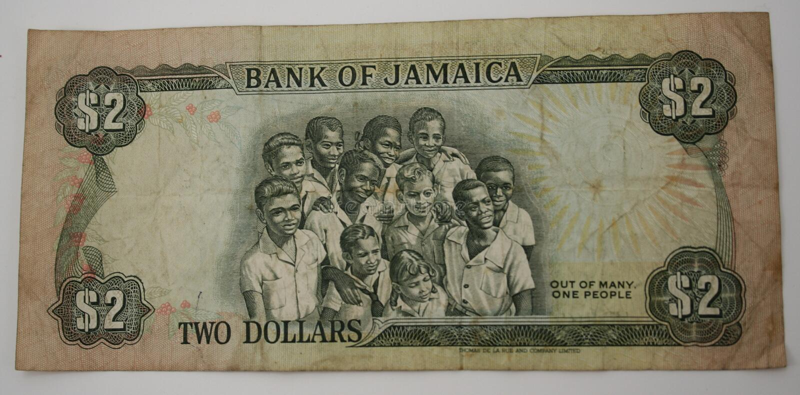 De Munt van Jamaïca royalty-vrije stock fotografie