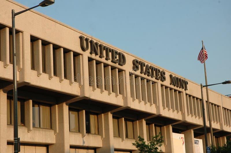 De muntphiladelphi van Verenigde Staten royalty-vrije stock fotografie