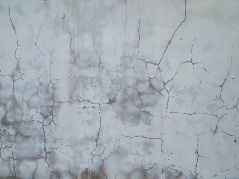 De muur pleisterde nat cement royalty-vrije stock afbeeldingen