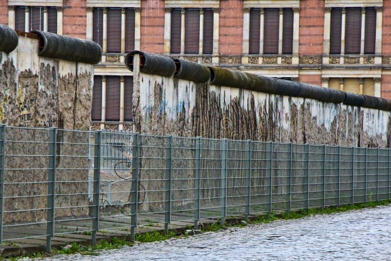 De muur van Berlijn royalty-vrije stock fotografie