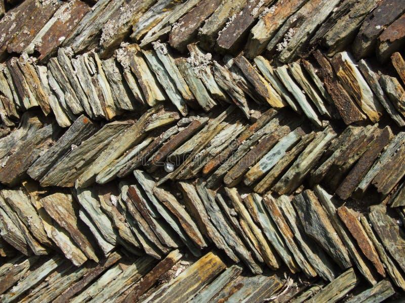 De Muur van Cornwall royalty-vrije stock afbeelding