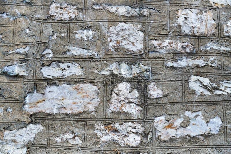De muur van de achtergrond steen textuur stock foto