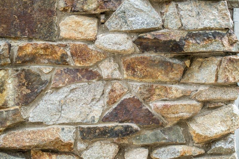 De muur van de achtergrond steen textuur royalty-vrije stock afbeeldingen