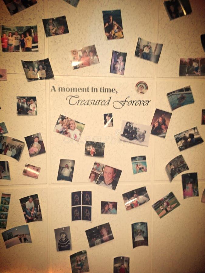 De Muur van de plafondtegel royalty-vrije stock foto's