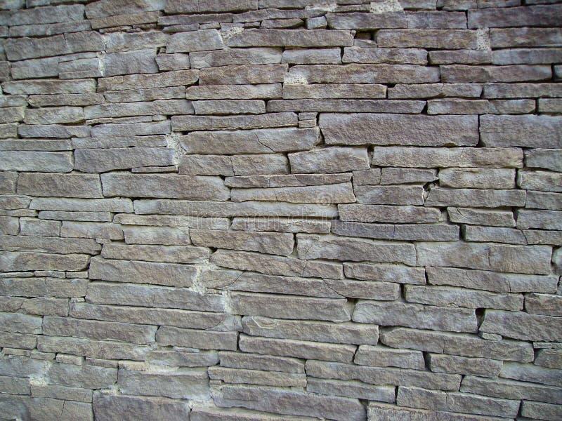 De Muur van de Puebloansteen royalty-vrije stock afbeeldingen