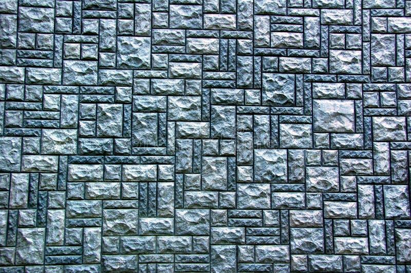 De muur van de steen royalty-vrije stock fotografie