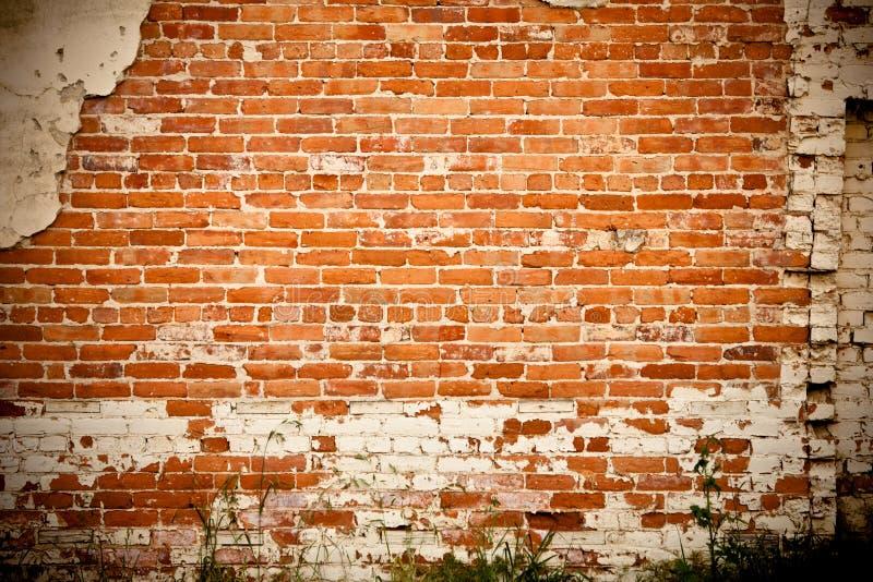 De Muur van Grunge stock foto