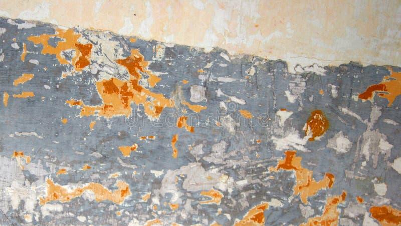 De muurachtergrond van Grunge royalty-vrije stock foto