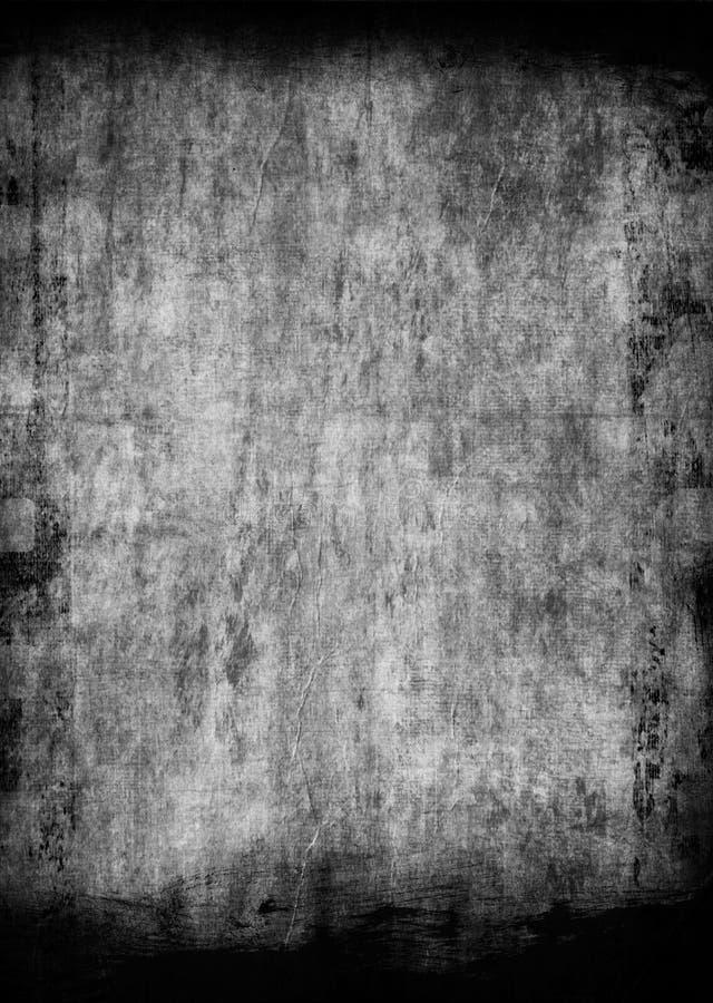 De muurtextuur van Grunge vector illustratie