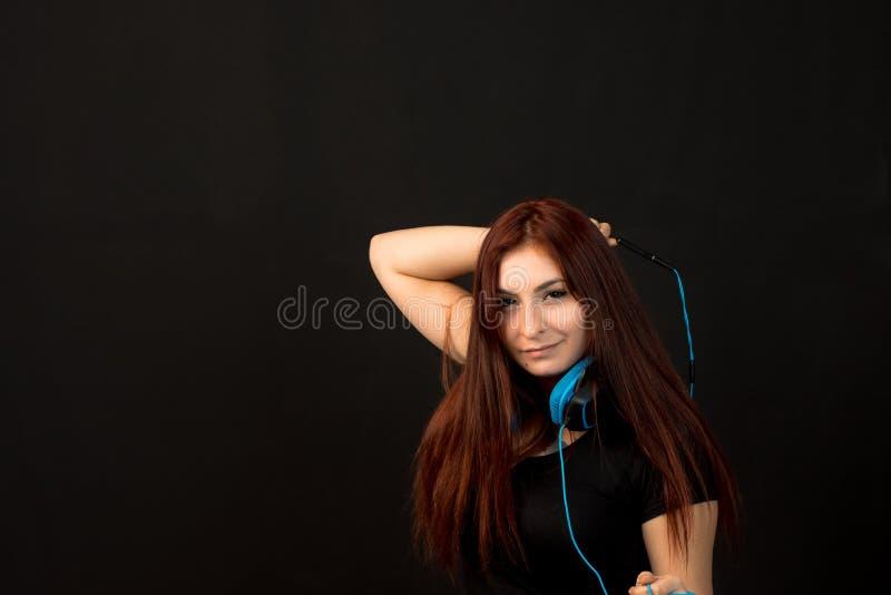 De muziek is mijn leven stock afbeeldingen
